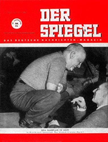 DER SPIEGEL Nr. 24, 15.6.1950 bis 21.6.1950