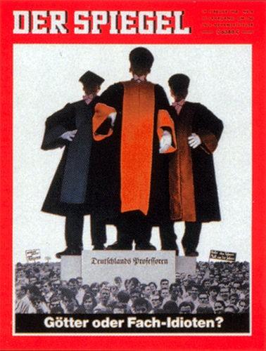 DER SPIEGEL Nr. 8, 19.2.1968 bis 25.2.1968