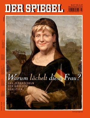 DER SPIEGEL Nr. 47, 19.11.2007 bis 25.11.2007