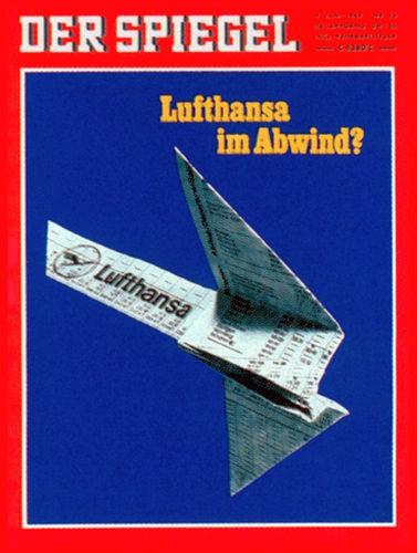 DER SPIEGEL Nr. 23, 2.6.1969 bis 8.6.1969