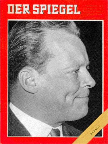 DER SPIEGEL Nr. 48, 23.11.1960 bis 29.11.1960