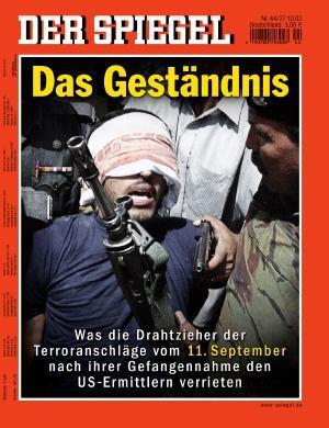DER SPIEGEL Nr. 44, 27.10.2003 bis 2.11.2003