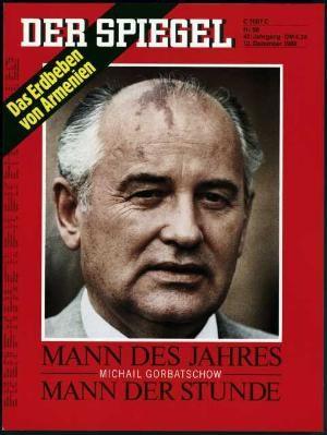 DER SPIEGEL Nr. 50, 12.12.1988 bis 18.12.1988