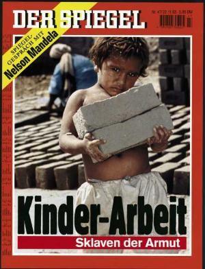DER SPIEGEL Nr. 47, 22.11.1993 bis 28.11.1993