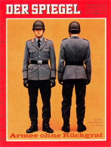 DER SPIEGEL Nr. 50, 9.12.1968 bis 15.12.1968