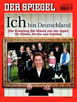 DER SPIEGEL Nr. 17, 24.4.2006 bis 30.4.2006
