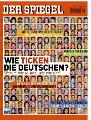 DER SPIEGEL Nr. 17, 21.4.2008 bis 27.4.2008
