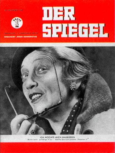 DER SPIEGEL Nr. 52, 22.12.1949 bis 28.12.1949