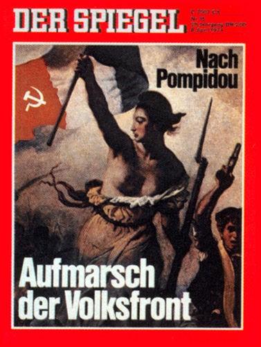 DER SPIEGEL Nr. 15, 8.4.1974 bis 14.4.1974