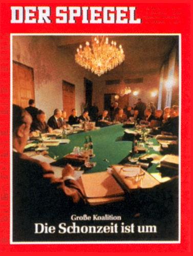 DER SPIEGEL Nr. 13, 20.3.1967 bis 26.3.1967