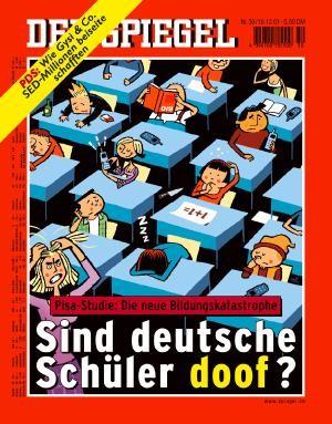 DER SPIEGEL Nr. 50, 10.12.2001 bis 16.12.2001
