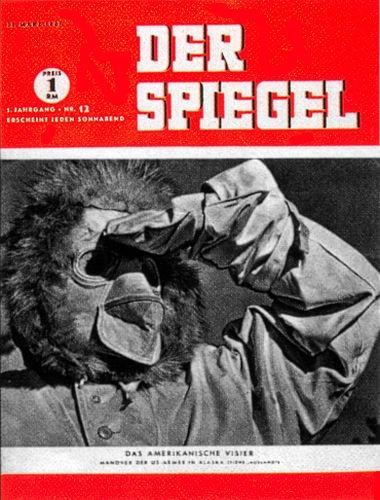 DER SPIEGEL Nr. 12, 22.3.1947 bis 28.3.1947