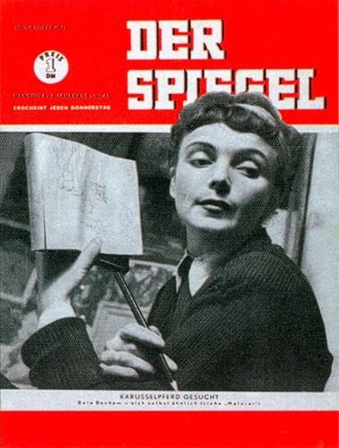 DER SPIEGEL Nr. 43, 20.10.1949 bis 26.10.1949