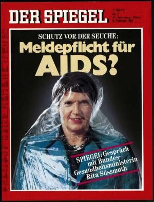 DER SPIEGEL Nr. 7, 9.2.1987 bis 15.2.1987