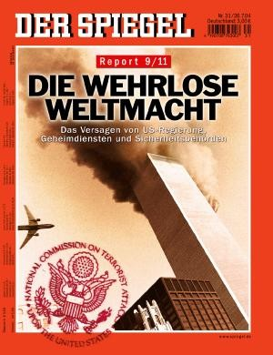 DER SPIEGEL Nr. 31, 26.7.2004 bis 1.8.2004