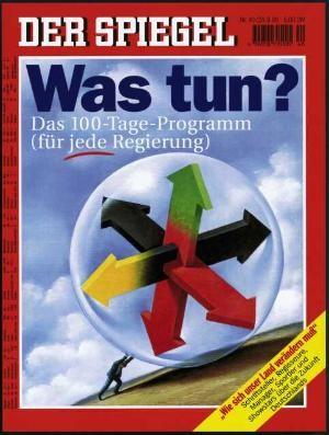 DER SPIEGEL Nr. 40, 28.9.1998 bis 4.10.1998