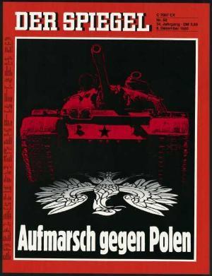 DER SPIEGEL Nr. 50, 8.12.1980 bis 14.12.1980