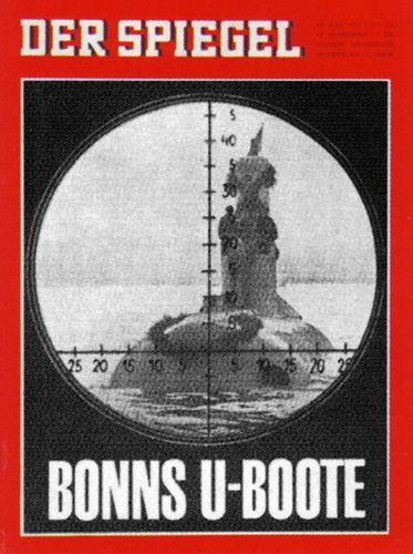 DER SPIEGEL Nr. 22, 29.5.1963 bis 4.6.1963