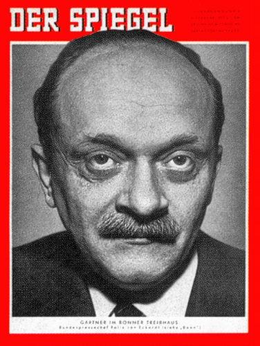DER SPIEGEL Nr. 6, 6.2.1957 bis 12.2.1957
