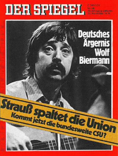 DER SPIEGEL Nr. 48, 22.11.1976 bis 28.11.1976