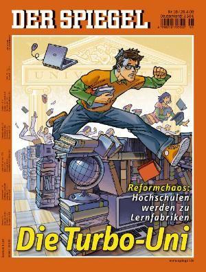 DER SPIEGEL Nr. 18, 28.4.2008 bis 4.5.2008