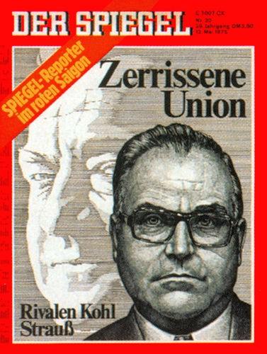 DER SPIEGEL Nr. 20, 12.5.1975 bis 18.5.1975