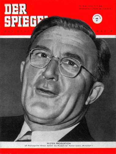 DER SPIEGEL Nr. 21, 23.5.1951 bis 29.5.1951