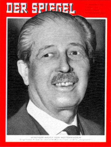 DER SPIEGEL Nr. 15, 8.4.1959 bis 14.4.1959
