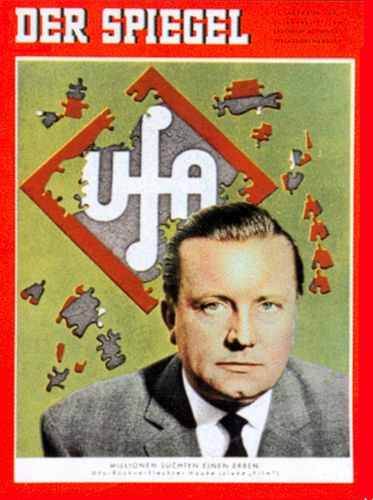 DER SPIEGEL Nr. 4, 21.1.1959 bis 27.1.1959