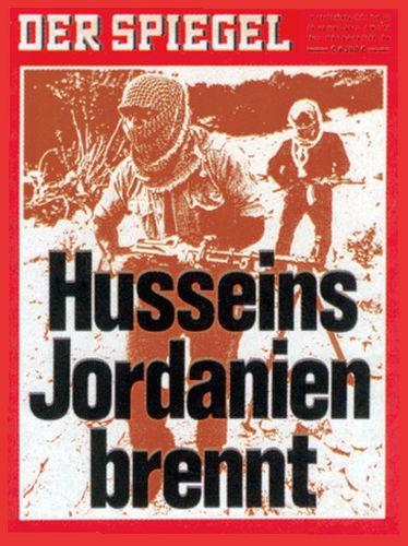 DER SPIEGEL Nr. 40, 28.9.1970 bis 4.10.1970