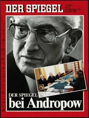 DER SPIEGEL Nr. 17, 25.4.1983 bis 1.5.1983