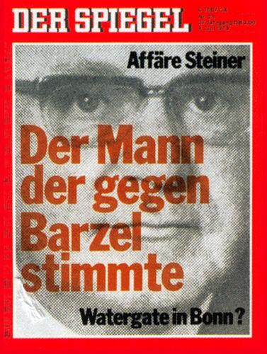DER SPIEGEL Nr. 23, 4.6.1973 bis 10.6.1973