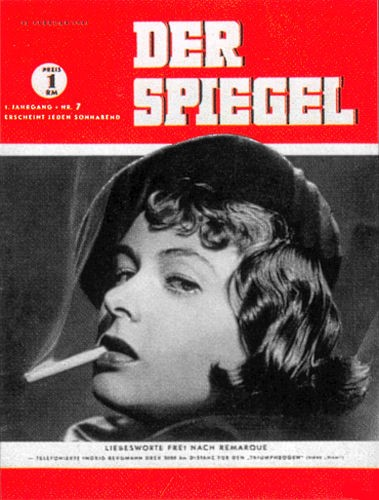 DER SPIEGEL Nr. 7, 15.2.1947 bis 21.2.1947