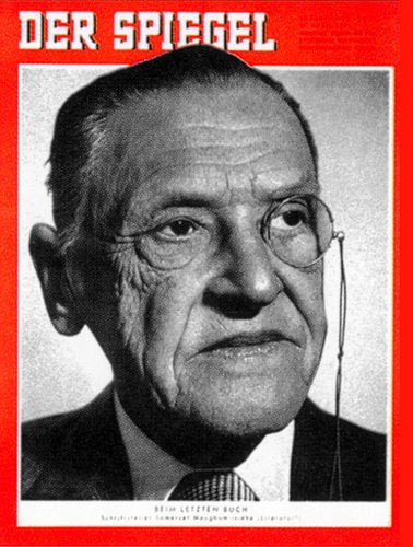 DER SPIEGEL Nr. 15, 11.4.1956 bis 17.4.1956