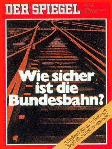 DER SPIEGEL Nr. 31, 26.7.1971 bis 1.8.1971