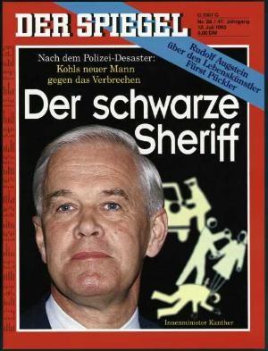 DER SPIEGEL Nr. 28, 12.7.1993 bis 18.7.1993