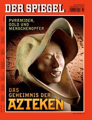 DER SPIEGEL Nr. 22, 26.5.2003 bis 1.6.2003