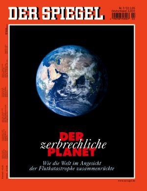 DER SPIEGEL Nr. 2, 10.1.2005 bis 16.1.2005
