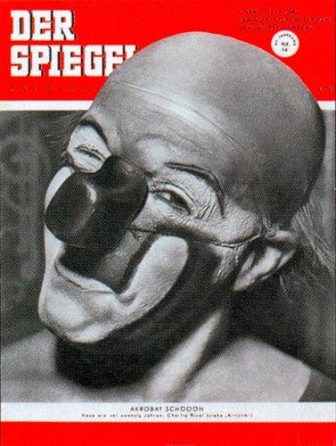 DER SPIEGEL Nr. 14, 1.4.1953 bis 7.4.1953