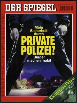 DER SPIEGEL Nr. 46, 11.11.1996 bis 17.11.1996
