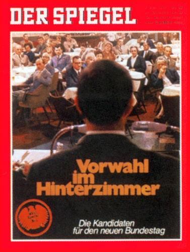 DER SPIEGEL Nr. 28, 7.7.1969 bis 13.7.1969