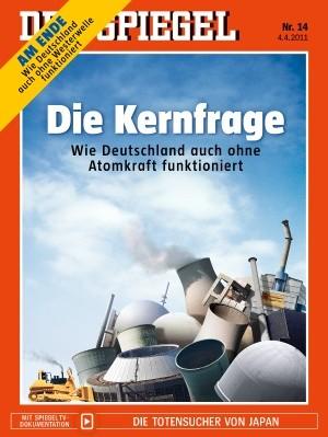 DER SPIEGEL Nr. 14, 4.4.2011 bis 10.4.2011