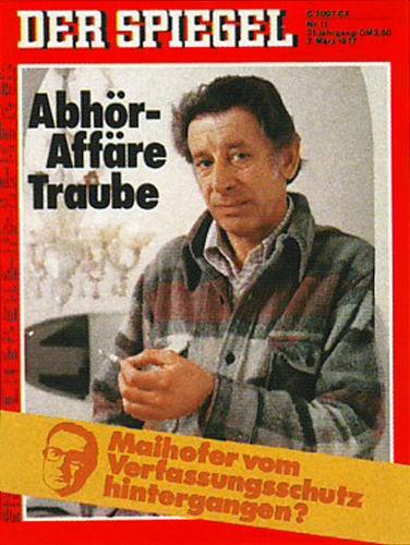 DER SPIEGEL Nr. 11, 7.3.1977 bis 13.3.1977