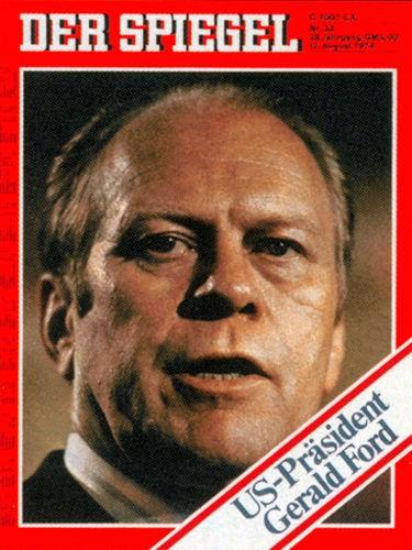 DER SPIEGEL Nr. 33, 12.8.1974 bis 18.8.1974