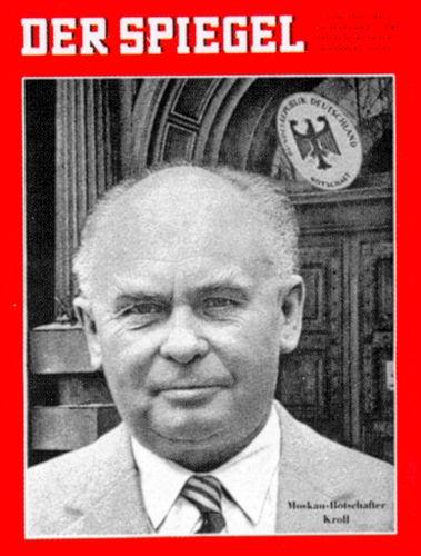 DER SPIEGEL Nr. 23, 1.6.1960 bis 7.6.1960