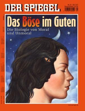 DER SPIEGEL Nr. 31, 30.7.2007 bis 5.8.2007