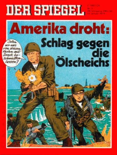 DER SPIEGEL Nr. 3, 13.1.1975 bis 19.1.1975