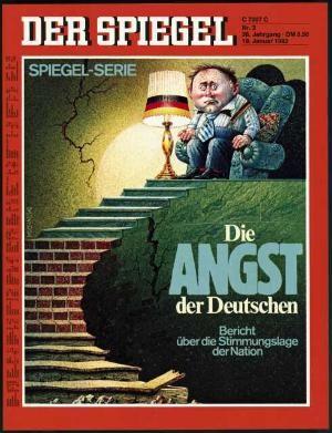 DER SPIEGEL Nr. 3, 18.1.1982 bis 24.1.1982