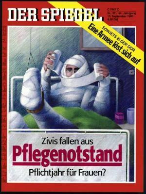 DER SPIEGEL Nr. 37, 10.9.1990 bis 16.9.1990