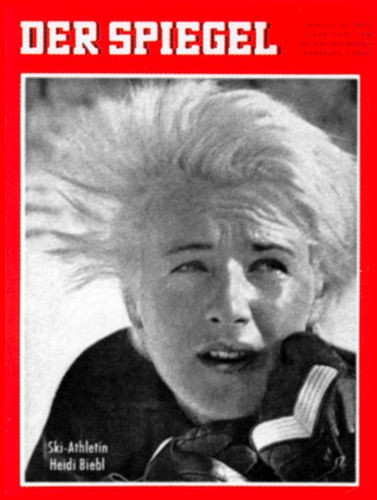 DER SPIEGEL Nr. 6, 7.2.1962 bis 13.2.1962